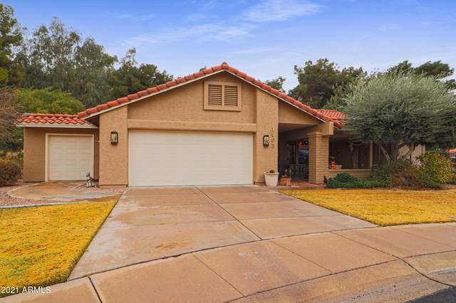 1403 Leisure World, Mesa, AZ 85206 (MLS #6185880) :: My Home Group