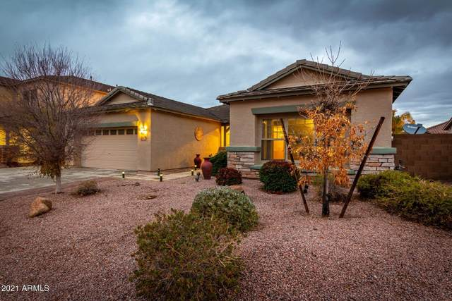 4110 E Firestone Drive, Chandler, AZ 85249 (MLS #6185883) :: The Carin Nguyen Team
