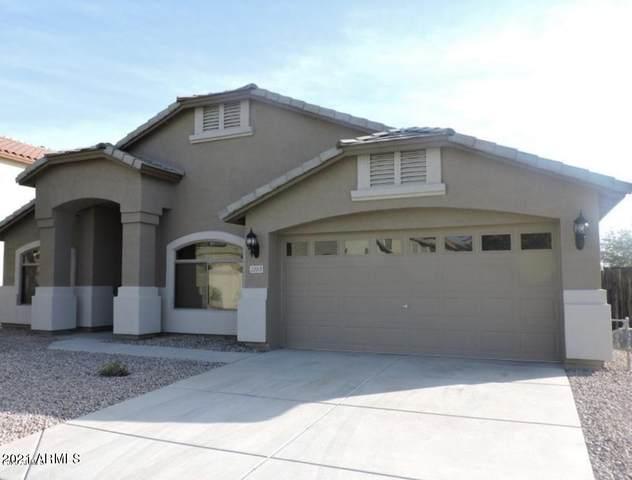 22013 N Van Loo Drive, Maricopa, AZ 85138 (MLS #6185886) :: Yost Realty Group at RE/MAX Casa Grande
