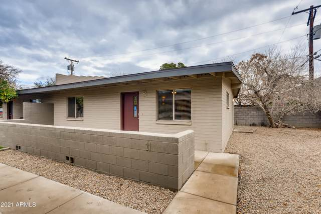 1219 E Colter Street #11, Phoenix, AZ 85014 (MLS #6185897) :: Arizona 1 Real Estate Team