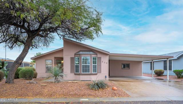 8500 E Southern Avenue #520, Mesa, AZ 85209 (MLS #6185906) :: Yost Realty Group at RE/MAX Casa Grande