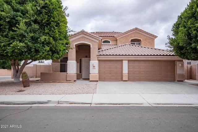2280 E Stephens Place, Chandler, AZ 85225 (MLS #6185907) :: My Home Group