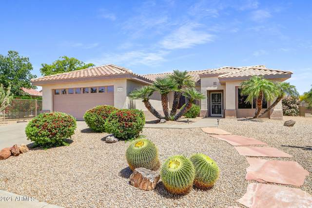 15626 W Vista Grande Lane, Surprise, AZ 85374 (MLS #6185908) :: Long Realty West Valley