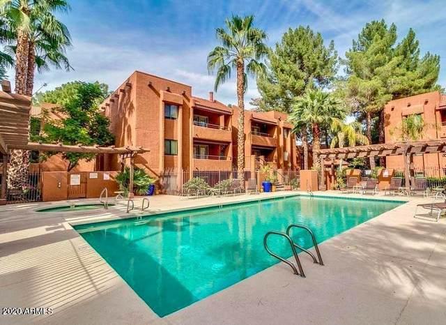 4704 E Paradise Village Parkway N #207, Phoenix, AZ 85032 (MLS #6185931) :: My Home Group