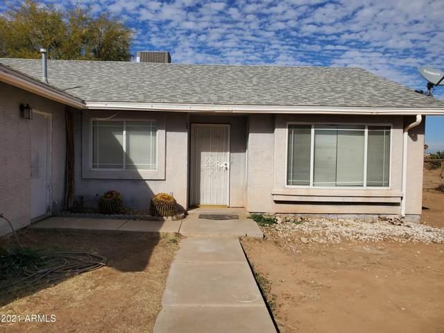 4630 E Colt Drive, Eloy, AZ 85131 (MLS #6185940) :: My Home Group