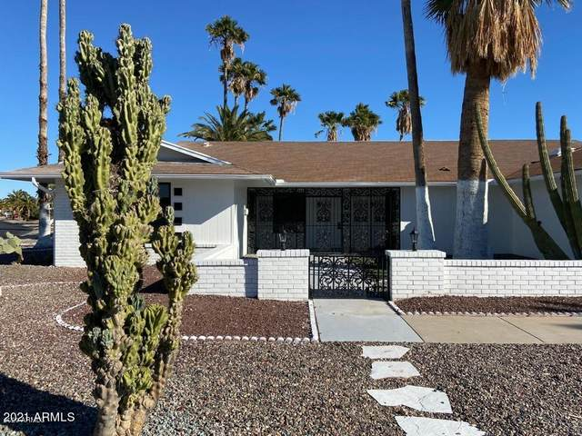 12319 W Rock Springs Drive, Sun City West, AZ 85375 (MLS #6185957) :: Arizona 1 Real Estate Team
