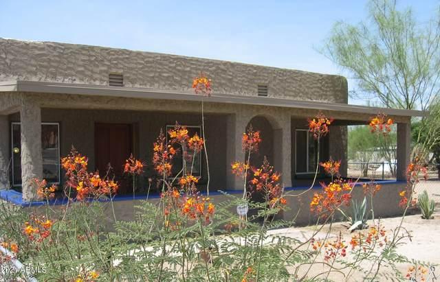 804 N Sunshine Boulevard, Eloy, AZ 85131 (MLS #6185968) :: My Home Group