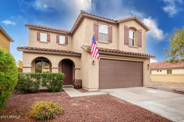 13127 W Tether Trail, Peoria, AZ 85383 (MLS #6185973) :: Devor Real Estate Associates