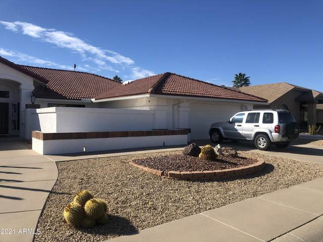14615 W Yosemite Drive, Sun City West, AZ 85375 (MLS #6185983) :: Arizona 1 Real Estate Team