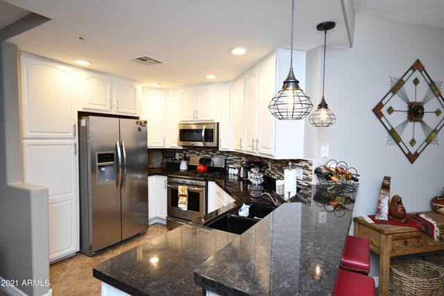 5350 E Deer Valley Drive #1410, Phoenix, AZ 85054 (MLS #6186039) :: Arizona Home Group