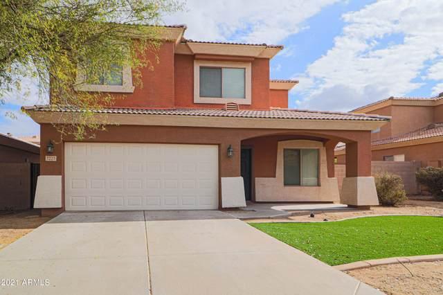 7227 S 13TH Way, Phoenix, AZ 85042 (MLS #6186040) :: Keller Williams Realty Phoenix