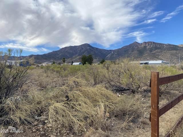 TBD Rainbow Terrace, Sierra Vista, AZ 85650 (MLS #6186054) :: My Home Group
