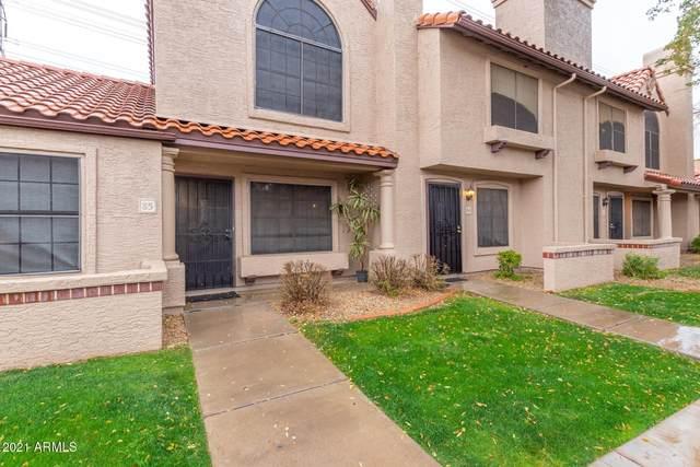3491 N Arizona Avenue #85, Chandler, AZ 85225 (MLS #6186074) :: Dave Fernandez Team | HomeSmart