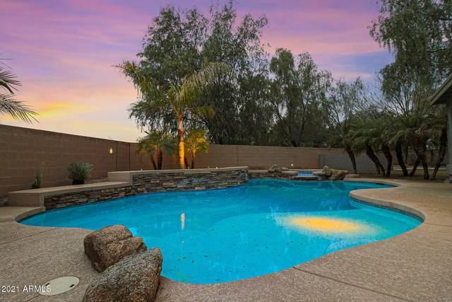 8439 W Vogel Avenue, Peoria, AZ 85345 (MLS #6186075) :: Long Realty West Valley