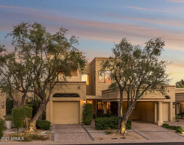 4613 N 65TH Street #154, Scottsdale, AZ 85251 (MLS #6186087) :: The Riddle Group