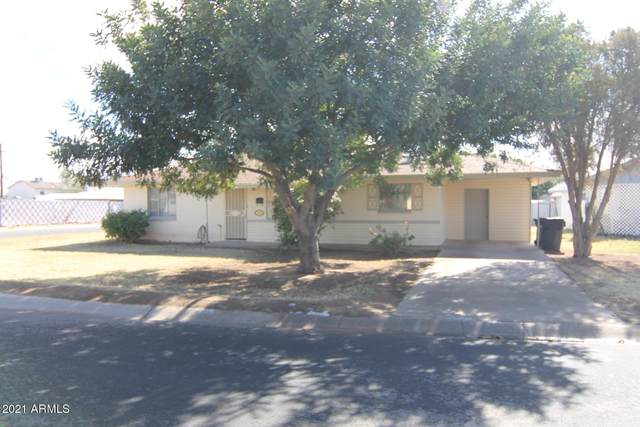 1212 N Palm Lane, Coolidge, AZ 85128 (MLS #6186099) :: The Everest Team at eXp Realty