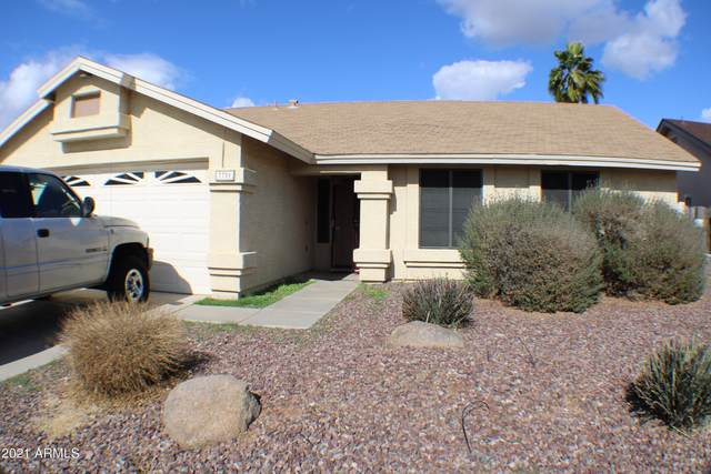 7750 W Midway Avenue, Glendale, AZ 85303 (MLS #6186109) :: The Riddle Group