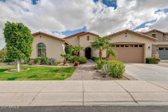 4205 S Crosscreek Drive, Chandler, AZ 85249 (MLS #6186121) :: The Everest Team at eXp Realty