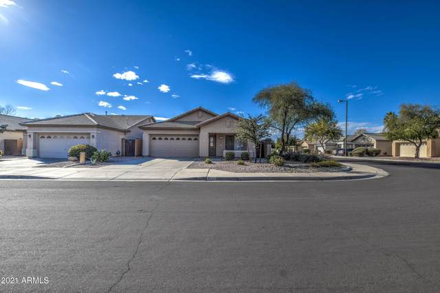 4146 N 126TH Avenue, Litchfield Park, AZ 85340 (MLS #6186123) :: Long Realty West Valley