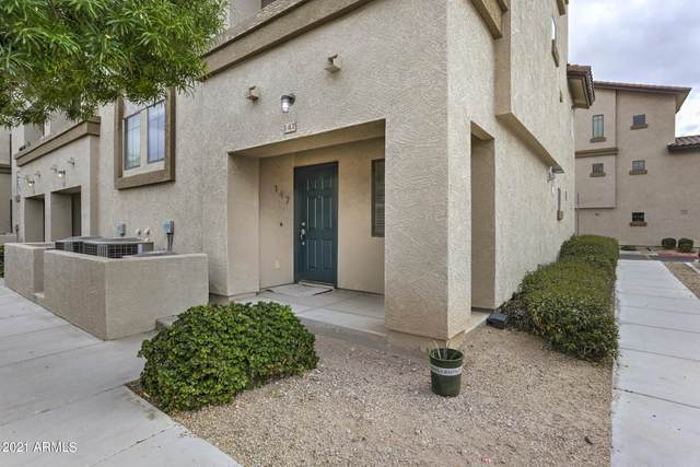 2315 N 52ND Street #147, Phoenix, AZ 85008 (MLS #6186147) :: The Carin Nguyen Team