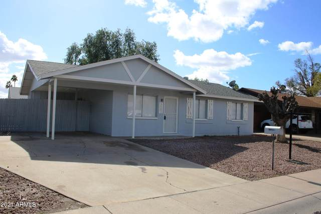 4507 W Mission Lane, Glendale, AZ 85302 (MLS #6186153) :: The Riddle Group