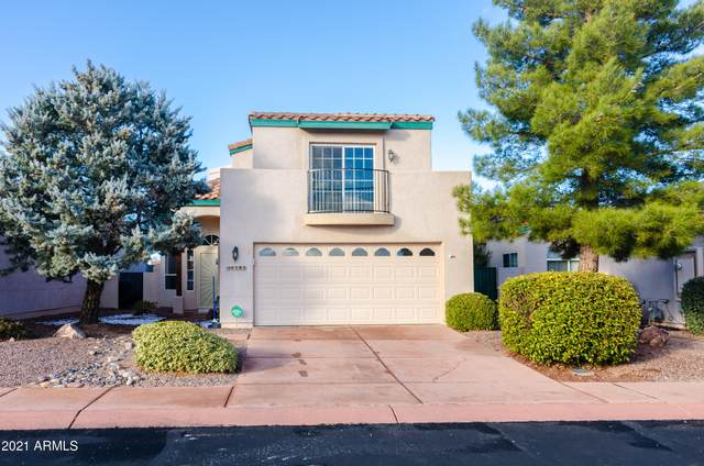 4593 Desert Springs Trail, Sierra Vista, AZ 85635 (MLS #6186171) :: Midland Real Estate Alliance