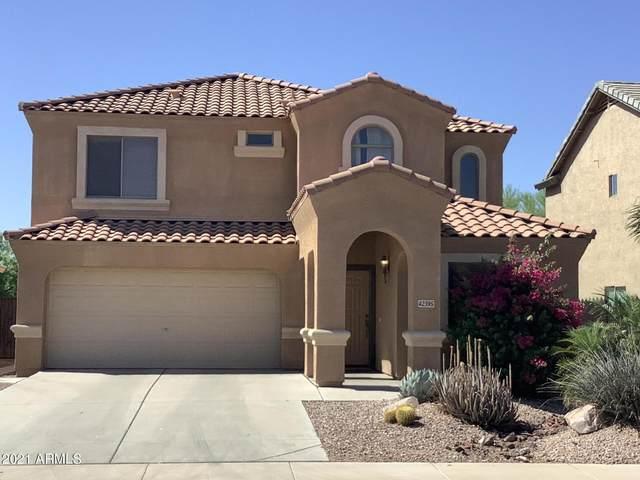 42395 W Michaels Drive, Maricopa, AZ 85138 (MLS #6186186) :: My Home Group