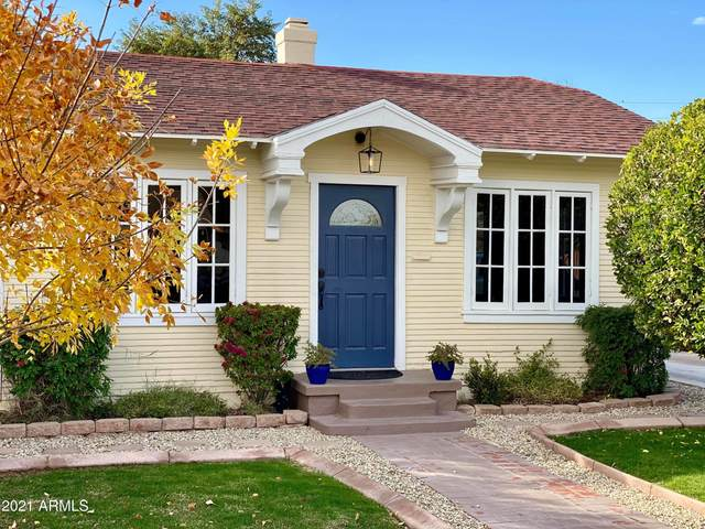 2338 N Edgemere Street, Phoenix, AZ 85006 (MLS #6186193) :: West Desert Group | HomeSmart