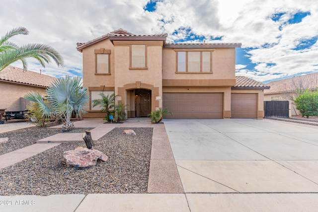 10773 W Carlota Lane, Sun City, AZ 85373 (MLS #6186199) :: My Home Group