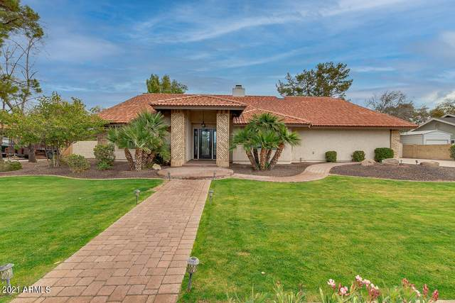 8815 S Juniper Street, Tempe, AZ 85284 (MLS #6186207) :: Devor Real Estate Associates