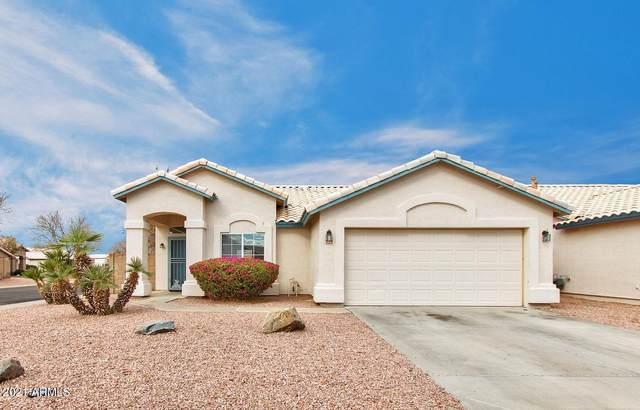 322 E Sherri Drive, Gilbert, AZ 85296 (MLS #6186219) :: Kepple Real Estate Group
