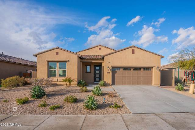 18556 W Sunward Drive, Goodyear, AZ 85338 (MLS #6186220) :: The Carin Nguyen Team