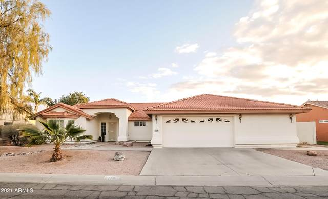 1230 E Clearview Drive, Casa Grande, AZ 85122 (MLS #6186245) :: Power Realty Group Model Home Center