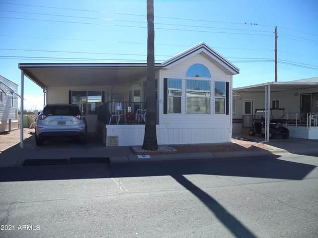 6 S Orecart Drive, Apache Junction, AZ 85119 (MLS #6186262) :: Maison DeBlanc Real Estate