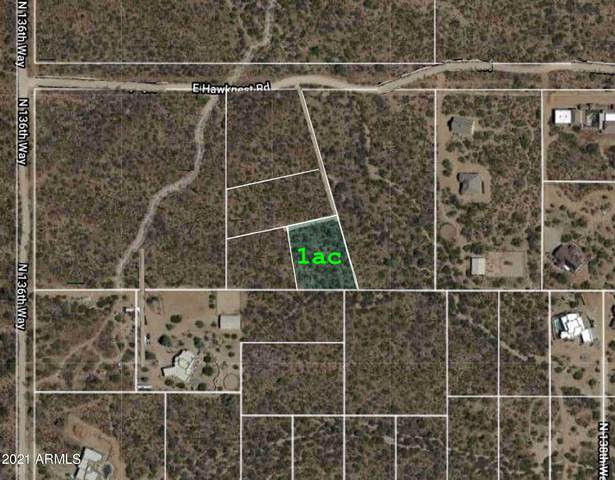 138xxx E Hawknest Lot 3 Road, Scottsdale, AZ 85262 (MLS #6186264) :: The W Group