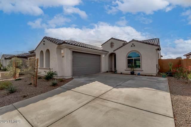 26013 W Matthew Drive, Buckeye, AZ 85396 (MLS #6186280) :: Devor Real Estate Associates