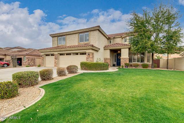 4154 E Campbell Avenue, Gilbert, AZ 85234 (MLS #6186285) :: Keller Williams Realty Phoenix