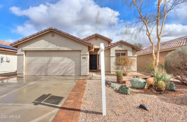 34 N Pamplona Lane, Casa Grande, AZ 85194 (MLS #6186296) :: West Desert Group   HomeSmart