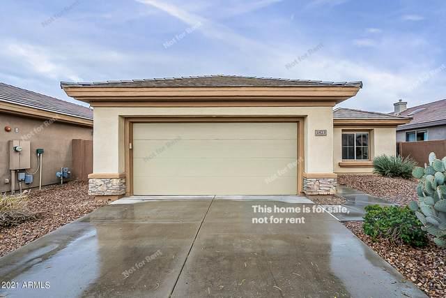 1823 W Eastman Drive, Anthem, AZ 85086 (MLS #6186307) :: Maison DeBlanc Real Estate