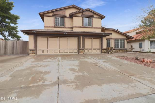 3914 W Creedance Boulevard, Glendale, AZ 85310 (MLS #6186331) :: Devor Real Estate Associates