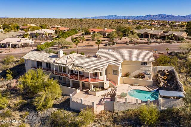 15261 E Golden Eagle Boulevard, Fountain Hills, AZ 85268 (MLS #6186332) :: BVO Luxury Group