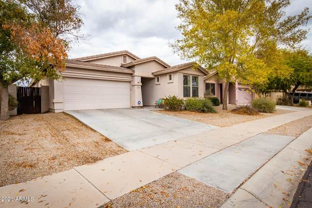 2736 N 153RD Drive, Goodyear, AZ 85395 (MLS #6186342) :: The Carin Nguyen Team