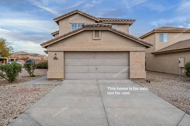 63 N 226TH Lane, Buckeye, AZ 85326 (MLS #6186348) :: The Everest Team at eXp Realty
