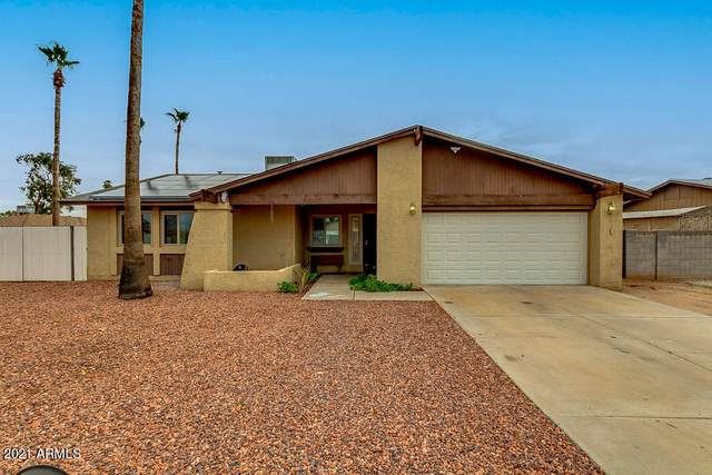 3701 W Campo Bello Drive, Glendale, AZ 85308 (MLS #6186366) :: The W Group