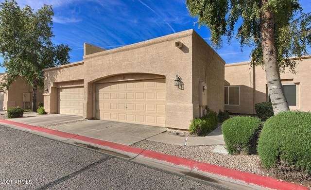 625 N Hamilton Street #9, Chandler, AZ 85225 (MLS #6186382) :: Zolin Group