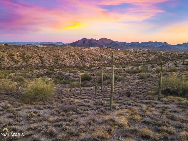 14705 N El Camino Dorado, Fort McDowell, AZ 85264 (MLS #6186389) :: Maison DeBlanc Real Estate