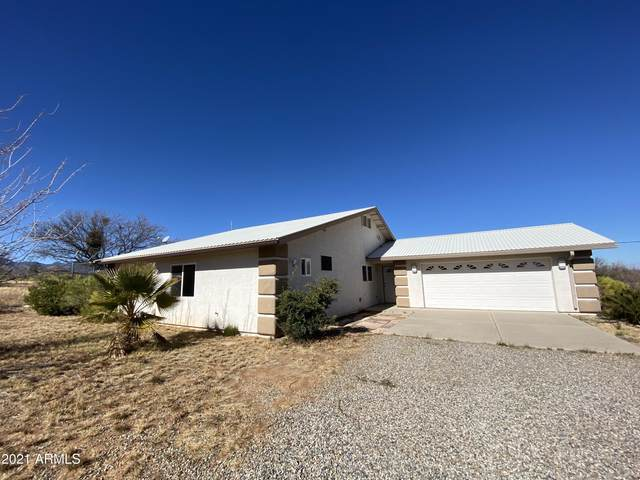 6356 S Calle De La Menta, Hereford, AZ 85615 (MLS #6186394) :: The Daniel Montez Real Estate Group