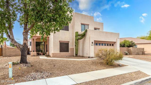 7664 E Park View Drive, Tucson, AZ 85715 (MLS #6186399) :: Maison DeBlanc Real Estate