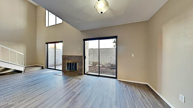 3136 N 38TH Street #5, Phoenix, AZ 85018 (MLS #6186418) :: The Carin Nguyen Team
