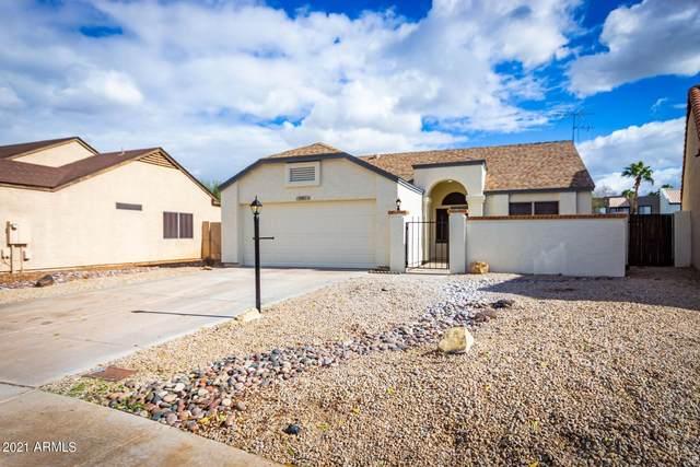 10983 N 60TH Drive, Glendale, AZ 85304 (MLS #6186422) :: Devor Real Estate Associates